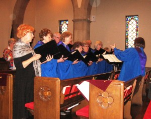 Choir Sings in Palm Sunday Play March 20, 2016 002