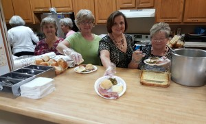 wlf serves at shelter March 14 2016