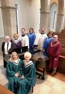 Musicians, vocalists for April 17 organ-piano concert
