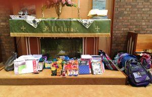 School supplies 2 August 2016